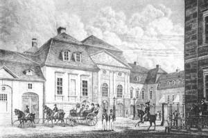 Palais Radziwill, die spätere Reichskanzlei