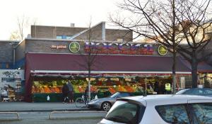 """In Beiträgen zum """"russischen"""" Berlin erfreut sich der Supermarkt """"Rossiya"""" größter Beliebtheit."""